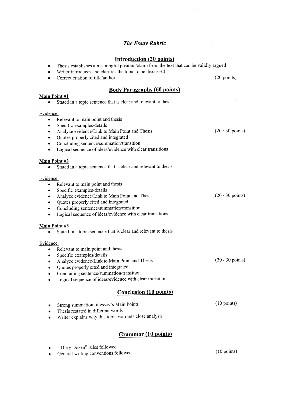 ap literature rubric pdf